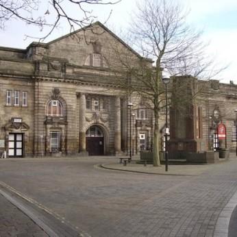 Kings Hall, Stoke-on-Trent