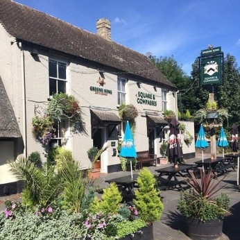 Square & Compasses, Great Shelford