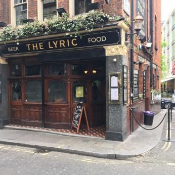 Lyric, London W1D