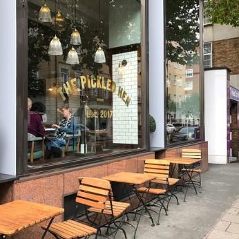 Pickled Hen, London