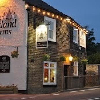 Rutland Arms, Holmesfield