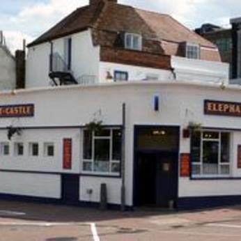 Elephant & Castle, London SE18