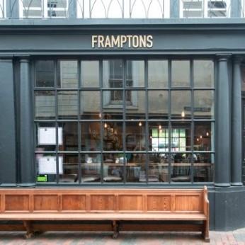 Framptons, Royal Tunbridge Wells