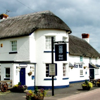 Blue Ball Inn, Exeter
