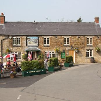 Horse & Jockey, Manton