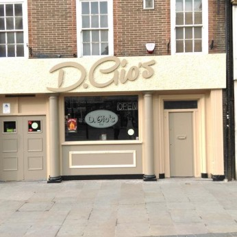 D Gio's Bar Cafe, Derby