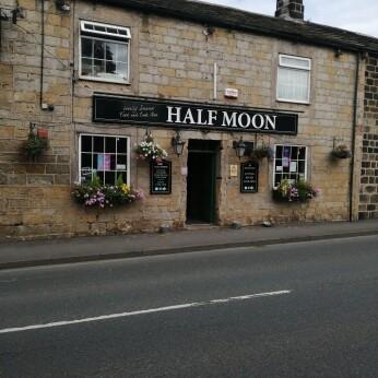 Half Moon Inn, Pool in Wharfedale
