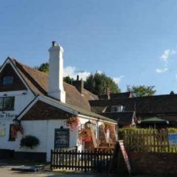 Click to view full size - White Horse, Sevenoaks(photograph number 1)