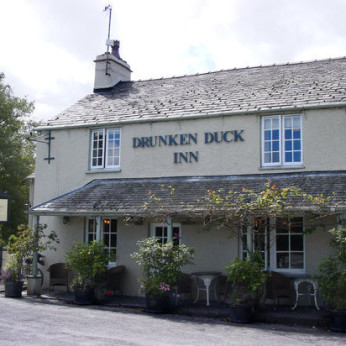 Drunken Duck Inn, Barngates