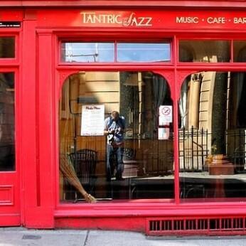 Tantric Jazz Café, Bristol