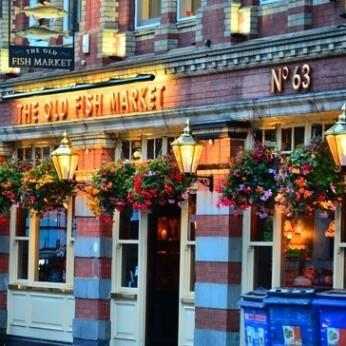 Old Fish Market Pub, Bristol