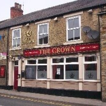 Crown Inn, Crook