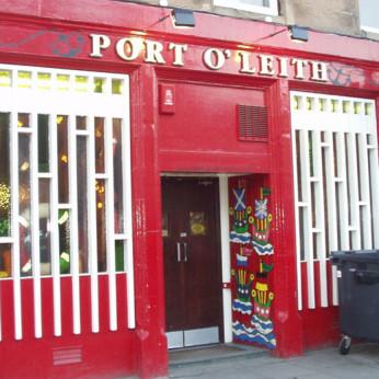 Port O'Leith, Leith