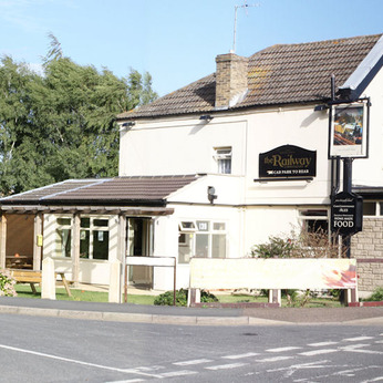 Click to view full size - Railway Inn, Peterborough(photograph number 1)
