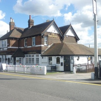 Railway Hotel, West Horndon