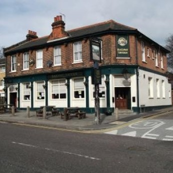 Railway Tavern, Woodford Green