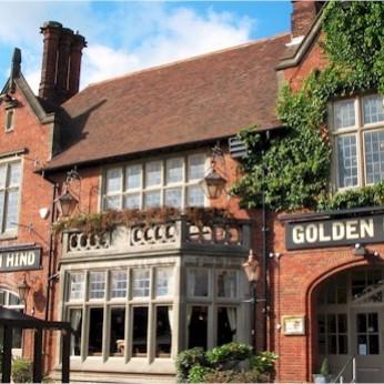 Golden Hind, King's Hedges