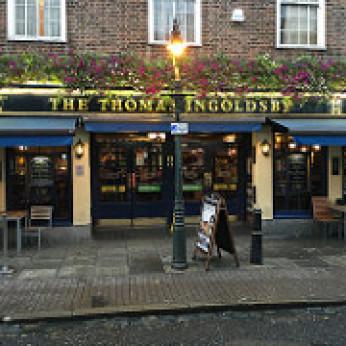 Thomas Ingoldsby, Canterbury