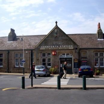 Carnforth & District Ex-Servicemen's Club, Carnforth