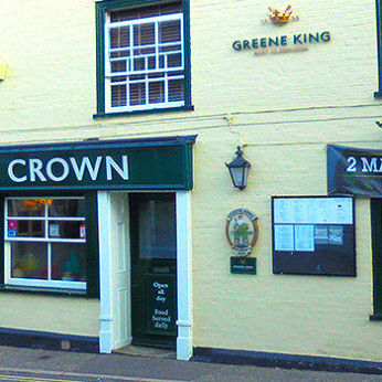 Crown, Manningtree
