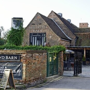 Waterend Barn, St Albans