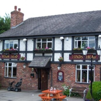 Hinds Head, Stockport