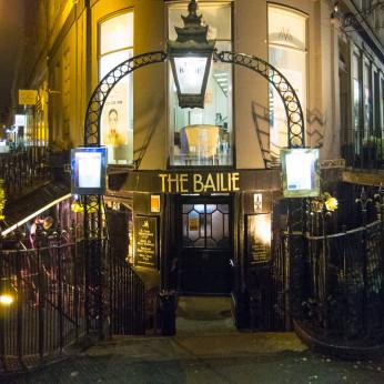 Bailie Bar, Stockbridge