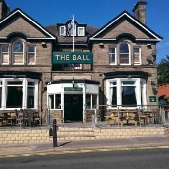 Ball Inn, Crookes