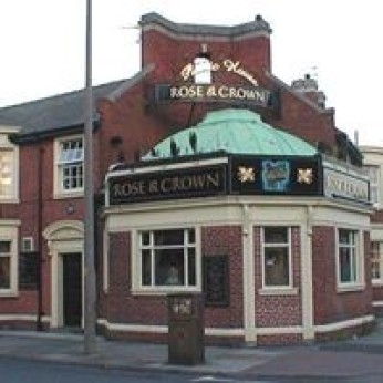 Rose & Crown Hotel, Seacombe