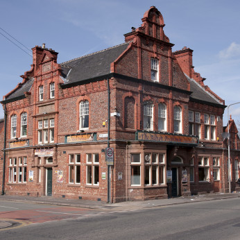Albion Bar & Grill, Warrington