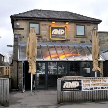 A.M.P Bar, Buxton