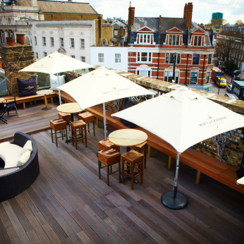 Broadway Bar &  Grill, London SW6