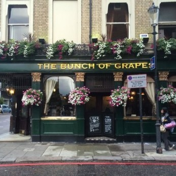 Bunch Of Grapes, London SW3