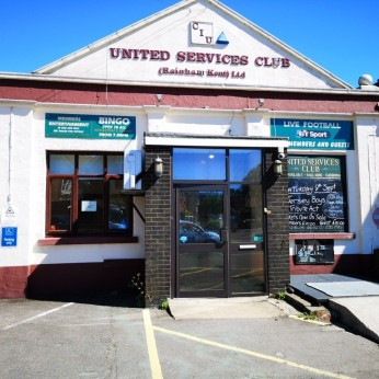 United Services Club
