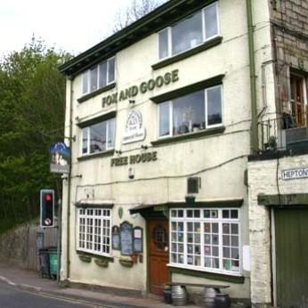Fox and Goose, Hebden Bridge
