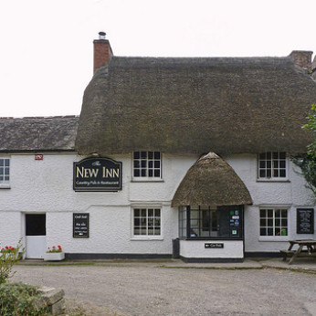 New Inn, Manaccan