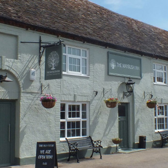 Click to view full size - Maybush Inn, Harwich(photograph number 1)