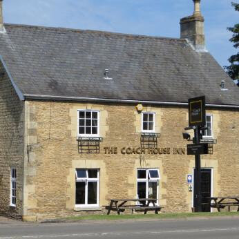 Coach House Inn, South Luffenham