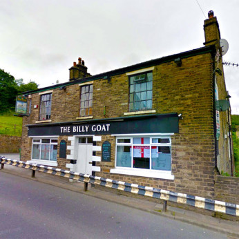 Billy Goat, Mossley