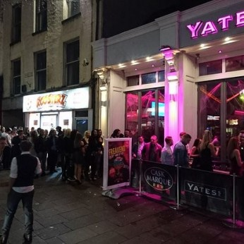 Yates, Preston