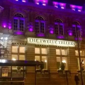 Twelve Tellers, Preston