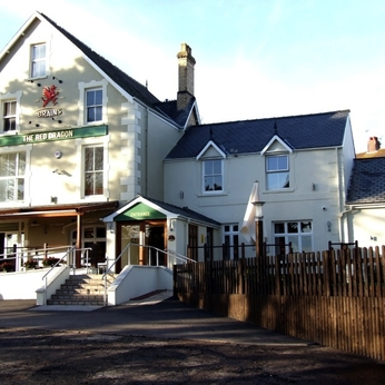Click to view full size - Red Dragon, Bridgend(photograph number 1)