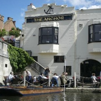 Anchor, Cambridge