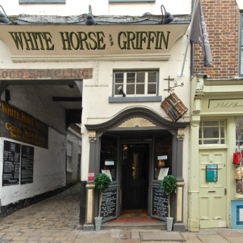 White Horse and Griffin, Whitby