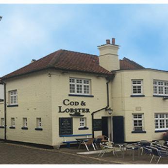 Cod & Lobster Inn, Staithes