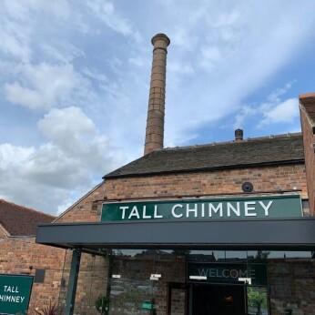 Tall Chimney, Swadlincote