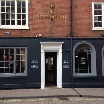 Old Greyhound, Worcester