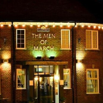 Men of March, March