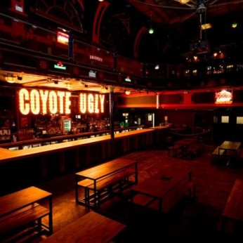 Coyote Ugly Saloon, Liverpool