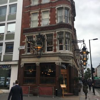 Cock Tavern, London W1